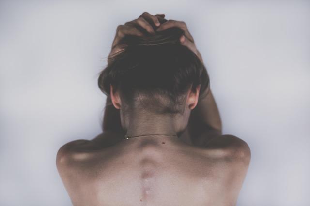 przeciążenia kręgosłupa