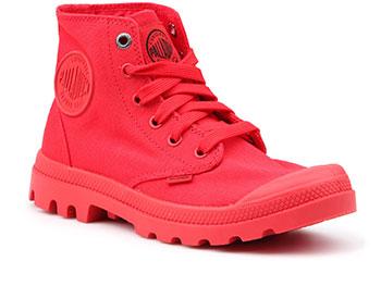 Innowacyjne obuwie wysokiej jakości – buty Palladium