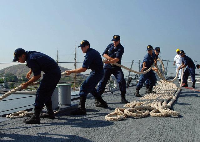 Czy na marynarza czeka gotowe rozliczenie podatku