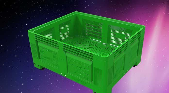 Plastikowe skrzynki - rozwiązanie logistycznych wyzwań w przemyśle