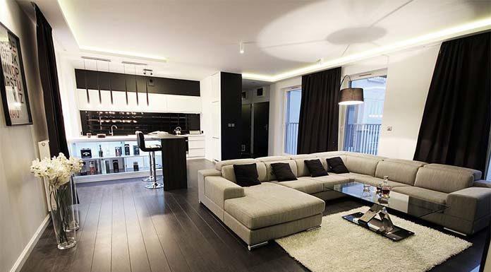 Jak wykończyć nowoczesne mieszkanie