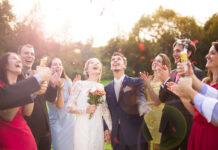 Pomysły na podziękowanie gościom za przybycie na ślub