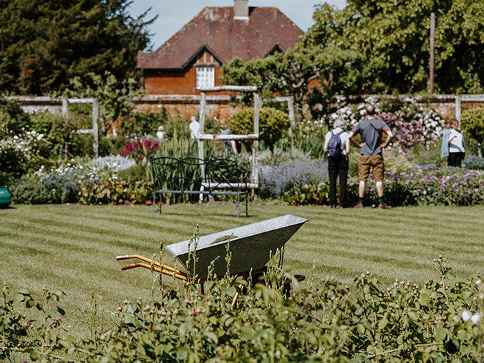 Skrzynie ogrodowe