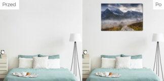 Obrazy ścienne do sypialni